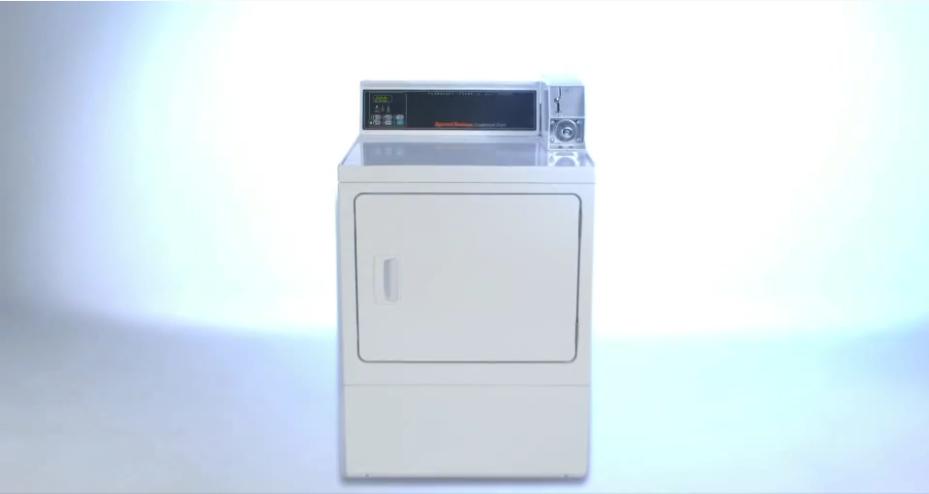 VIDEO: Speed Queen Dryer Demo
