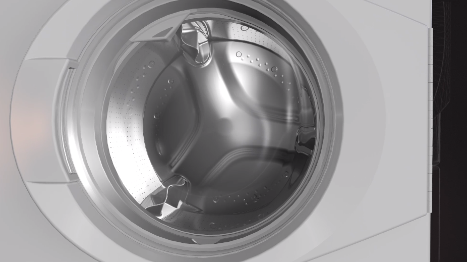 VIDEO Washer Features   Badger Laundry Machinery Co